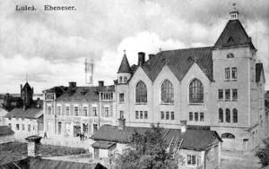 Ebeneser, invigdes 1906