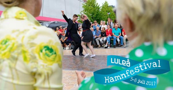 dans luleå hamnfestival