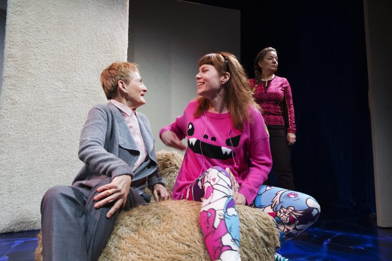 Bildtext: Maria Selbing, Eleanora DeLoughery Nordin, Susanne Hellström Fotograf: Per Eriksson