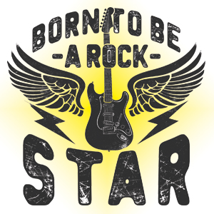 Born-to-be-a-rock-star