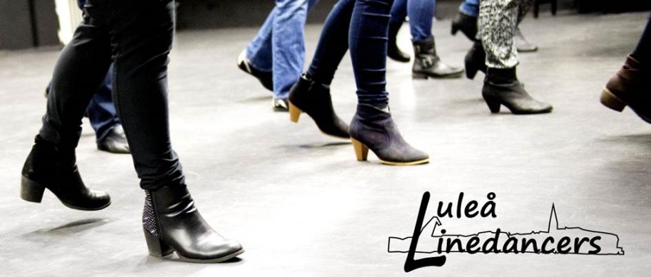 Luleå Linedancers_Affich