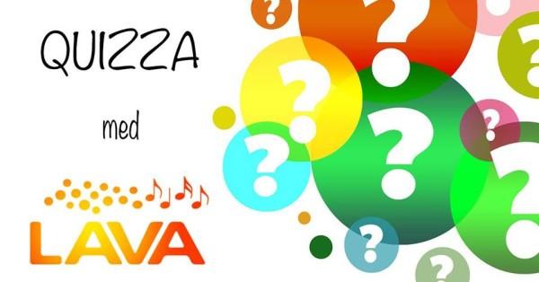 quizza med lava