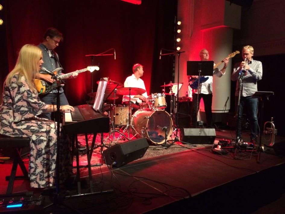 2018-09-29 Anna Morin Band