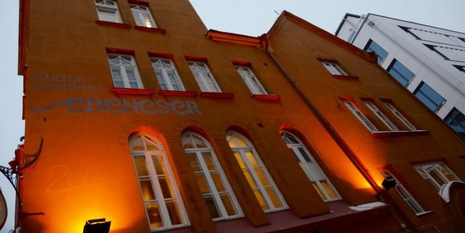 Årsmöte Kulturföreningen Ebeneser 2019